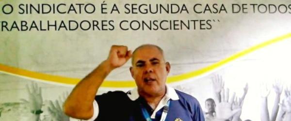 Presidente da Fenepospetro se manifesta contra ameaças à democracia e aos Sindicatos