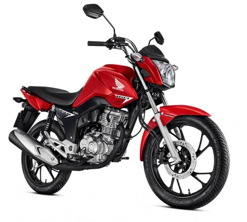 Associada Ganhadora da Moto CG 160 cc – 31 de Julho de 2020