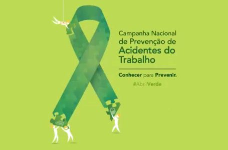 Campanha Nacional de Prevenção de Acidentes no Trabalho